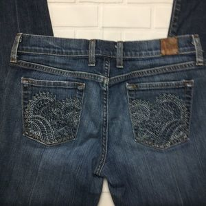 Lucky Brand Henna Sweet N Low Jeans
